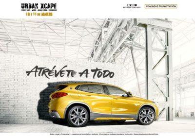 BMW URBAN XCAPE X2